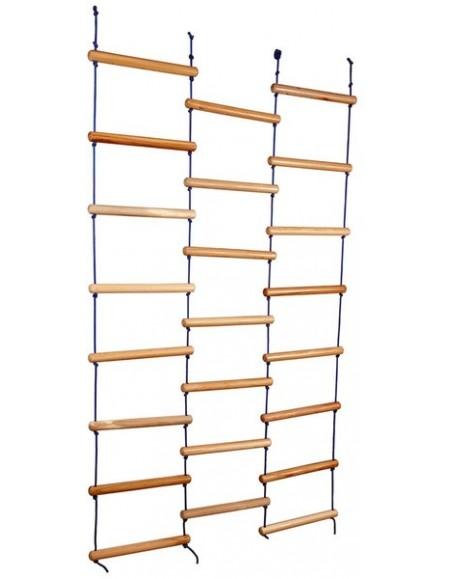 Веревочная лестница тройная