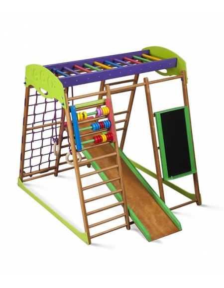 Детский игровой комплекс Карамелька
