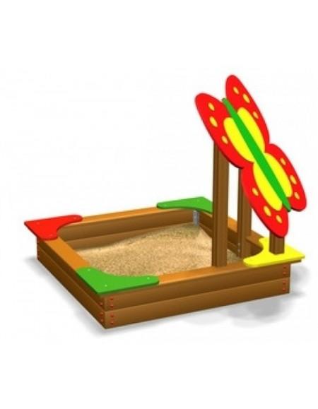Детская песочница Бабочка  (DIO208)