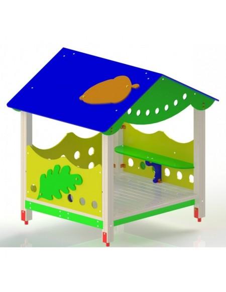 Детский домик  Белкин дом  (DIO-214)