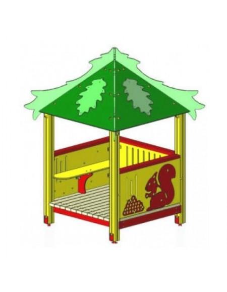 Детский домик Коралл (DIO-215)
