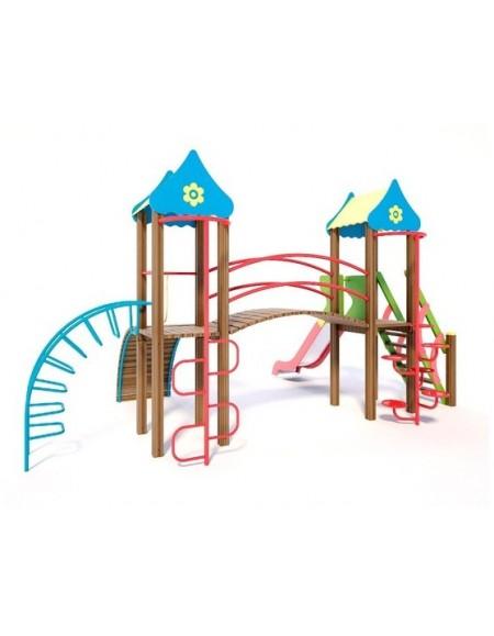 Детский игровой комплекс  Гномик  T802