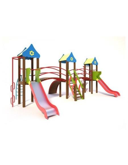 Детский игровой комплекс  Карапуз  T803