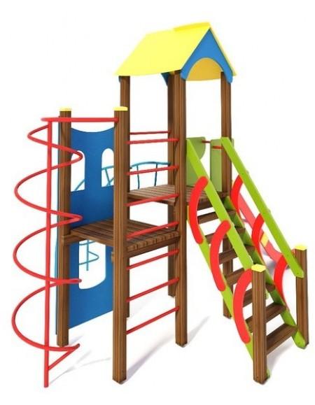 Игровой комплекс для детей  Башня  T901