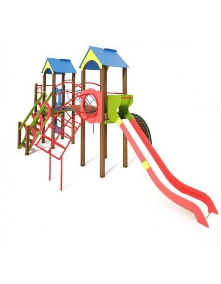 Игровой комплекс для детей  Теремок  T902