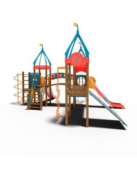 Игровой комплекс для детей  Замок-М  T903М
