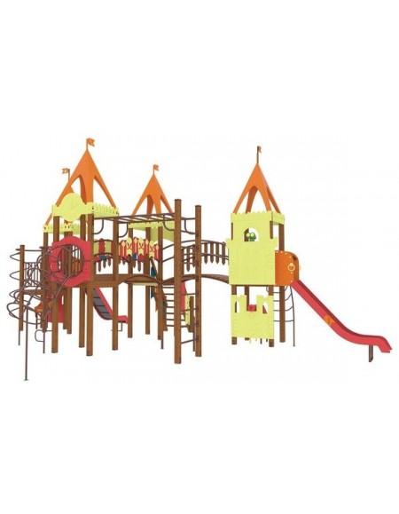 Детский игровой комплекс  Фортеця-М  T904М