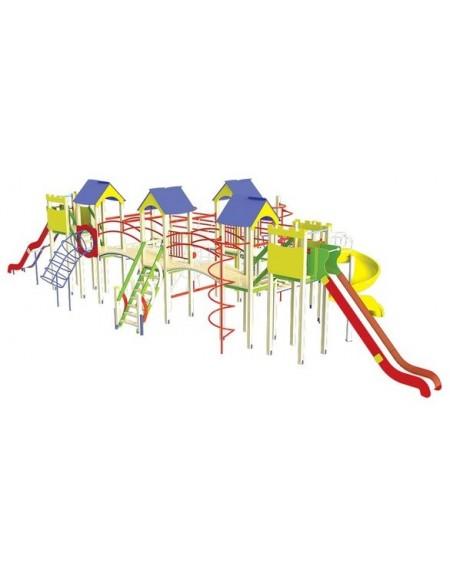 Игровой комплекс для детей  Цитадель-1  T911.1