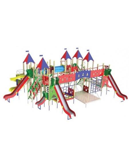 Игровой комплекс для детей  Бастион  T912