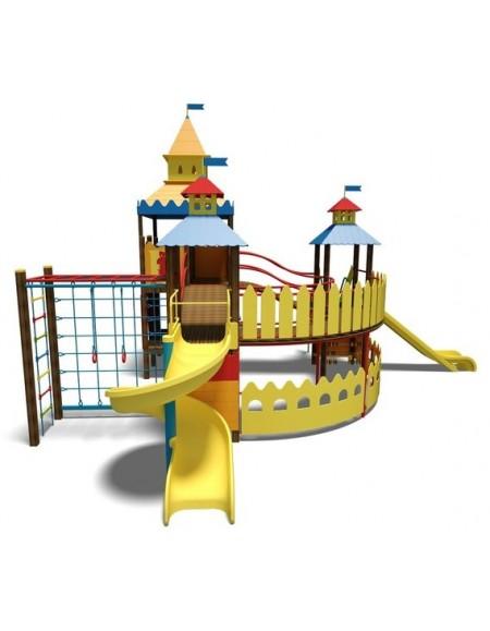 Игровой комплекс для детей  Хортица (мини)  T917.1