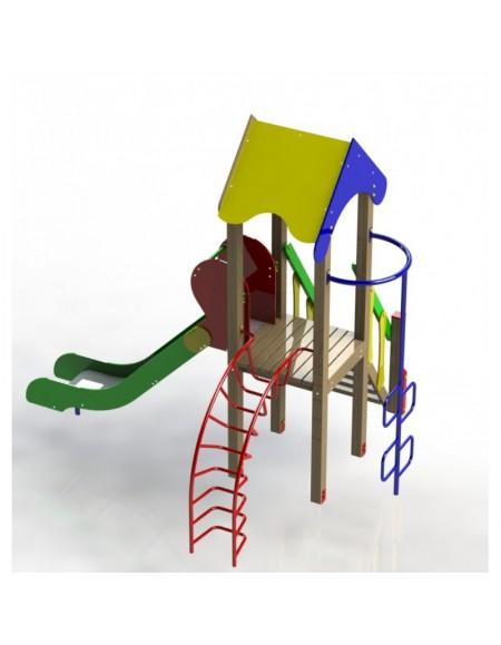 Детский игровой комплекс Фиксик (DIO701.1)