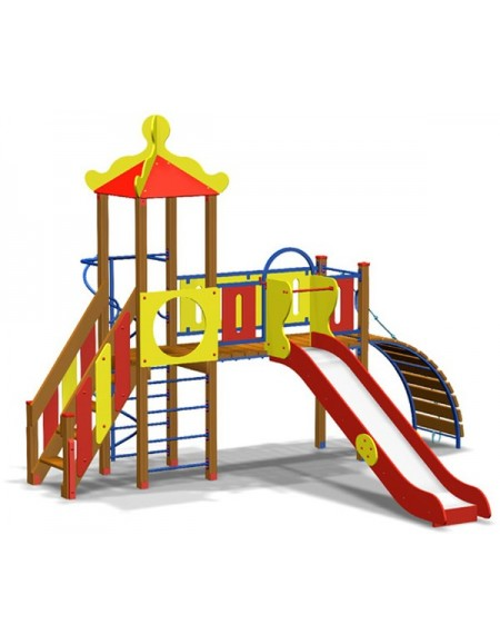 Детский игровой комплекс Мостик (DIO704)