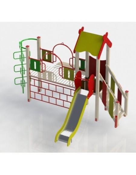 Детский игровой комплекс Рафаэль (DIO705)