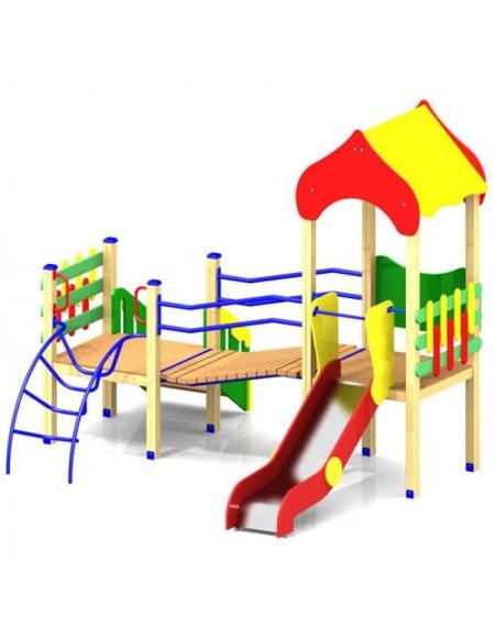Детский игровой комплекс Малыш (DIO707.1)