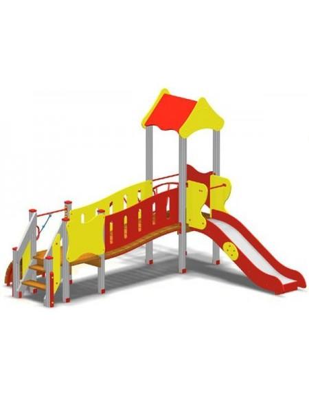 Детский игровой комплекс Гномик (DIO707)