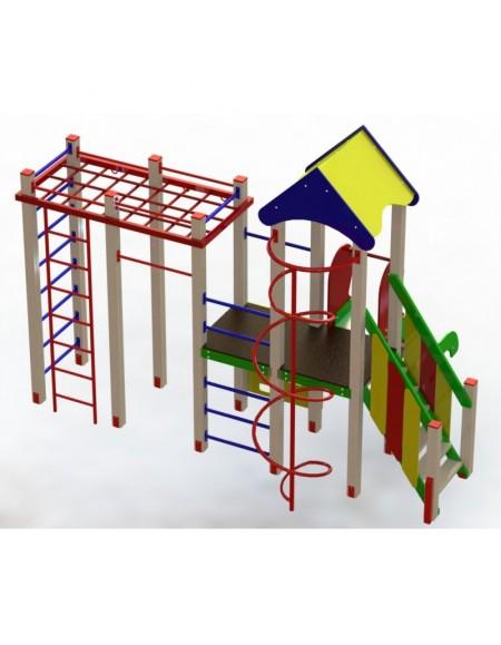 Детский игровой комплекс Енот (DIO712)