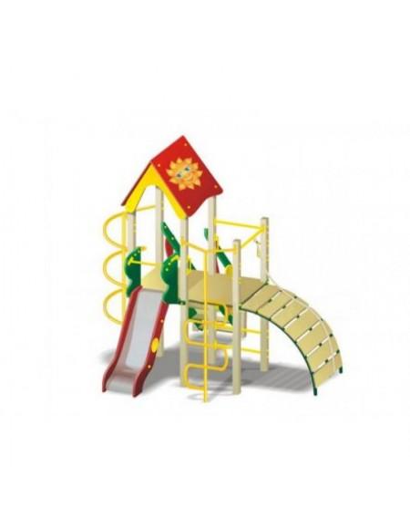 Детский игровой комплекс Солнышко (DIO715)