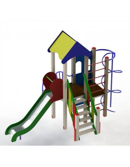 Детский игровой комплекс Башня друзей (DIO716)