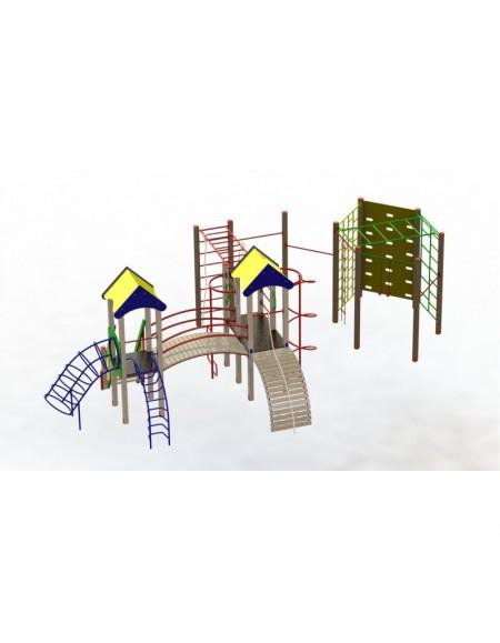 Детский игровой комплекс Мария (DIO717)