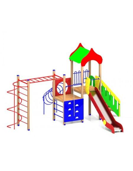 Детский игровой комплекс Радость (DIO805)