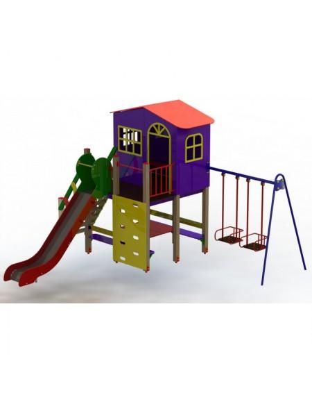 Детский игровой комплекс Халабуда (DIO806)