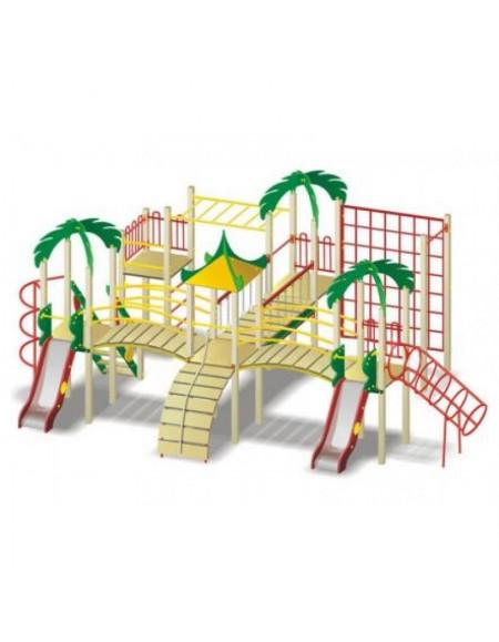 Детский игровой комплекс Остров (DIO808)