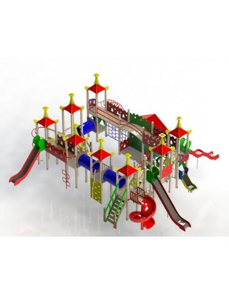 Детский игровой комплекс Бастион друзей (DIO809)