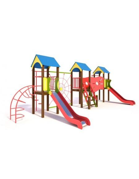 Детский игровой комплекс  Паутинка  T805