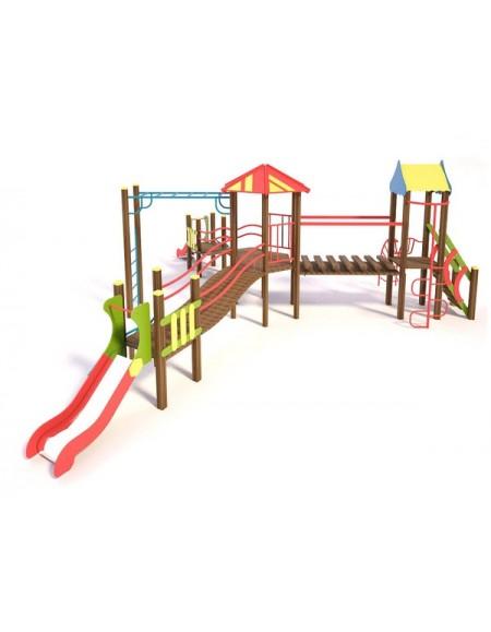Детская площадка для дачи T806