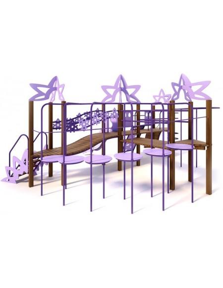 Детская площадка для дачи T808