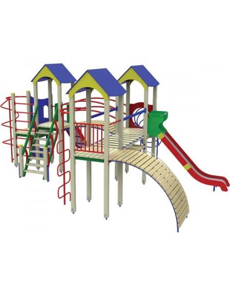 Детская площадка для дачи T903