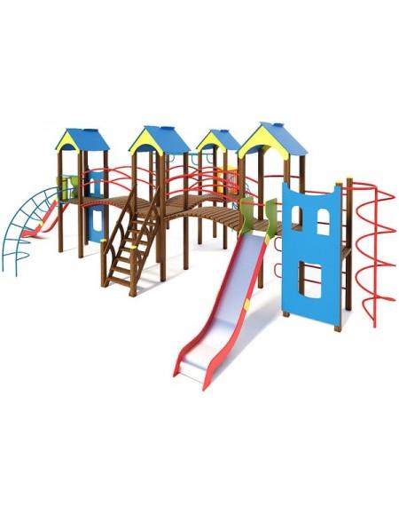 Детская площадка для дачи T904