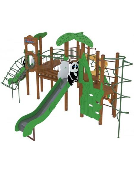 Детский игровой комплекс  Панда-М  T907М