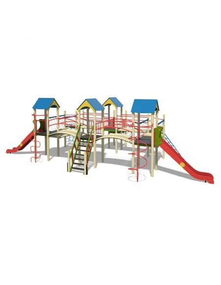 Детская площадка для дачи T911