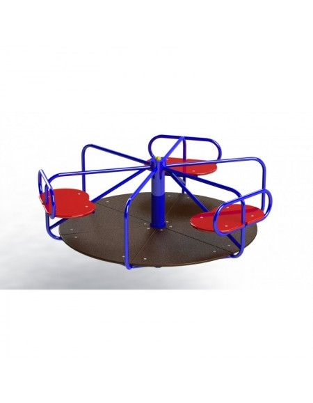 Детская карусель большая сидя (DIO-306)