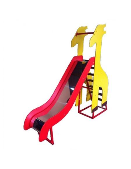 Горка для детей Жираф  (DIO-506)