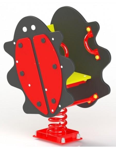 Качалка на пружине Жук (DIO107)