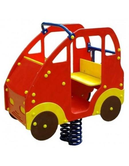 Качалка на пружине Машина (DIO113)