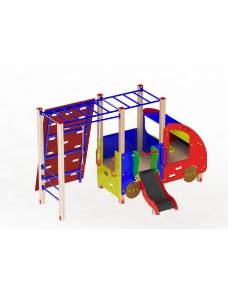 Детский игровой комплекс Авто-гимнаст  (DIO402)