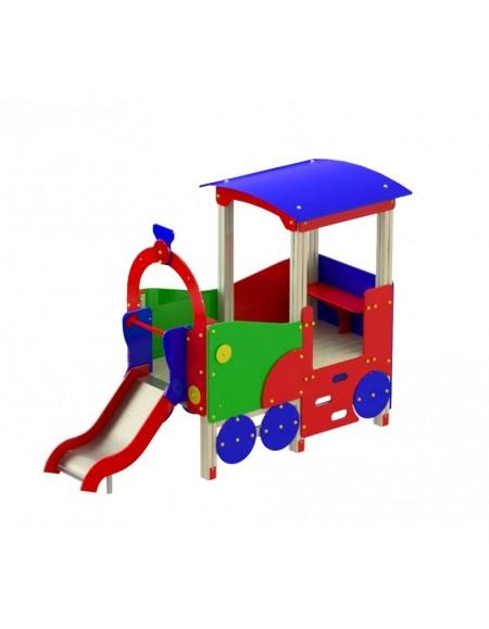 Детский игровой комплекс Паровозик (DIO403)