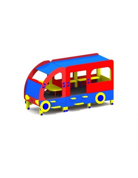 Детский игровой комплекс Автобус (DIO-407)