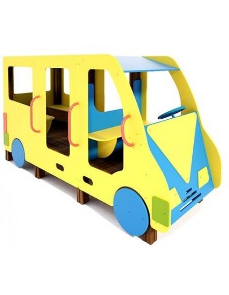 Детский игровой комплекс Автобус T508