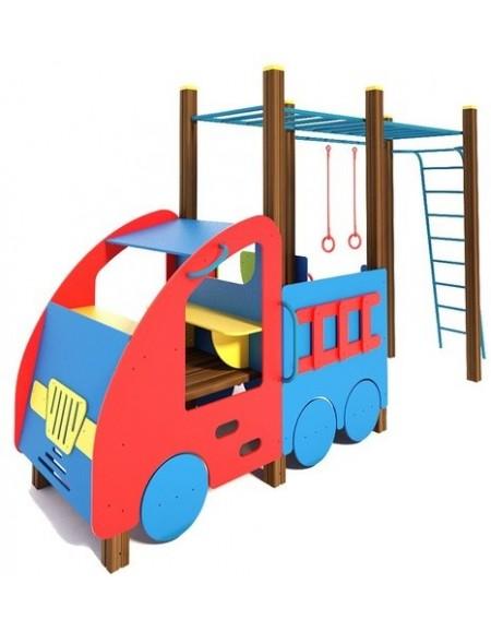 Детский игровой комплекс Машинка TE506