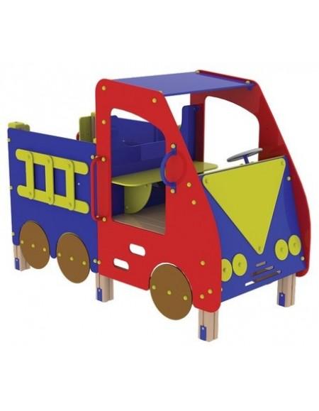 Детский игровой комплекс Машин ТЕ509