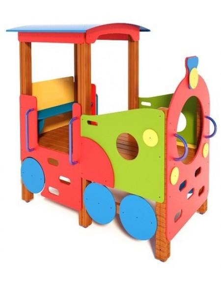 Детский игровой комплекс Паровозик ТЕ510