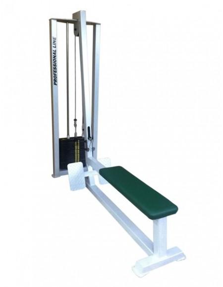 Грузоблочный тренажер Блок для мышц спины, нижняя тяга ( ТС-202 )