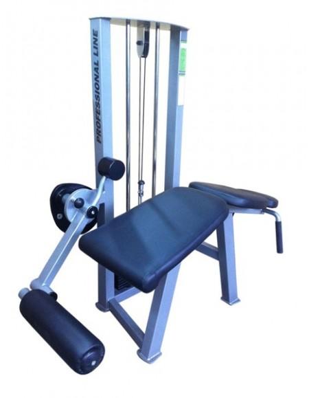 Грузоблочный тренажер для мышц сгибателей бедра, лежа ( ТС-205)