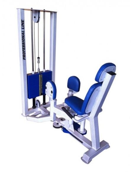 Грузоблочный тренажер для отводящих и приводящих мышц бедра (ТС-216)