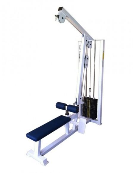 Грузоблочный тренажер Блок для мышц спины комбинированный, тяга сверху-снизу ( ТС-217)