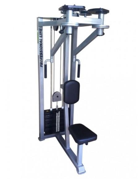 Грузоблочный тренажер для задних дельт и мышц груди комбинированный ( ТС-226)